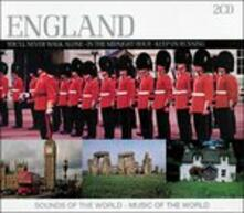 England. Sounds of The - CD Audio