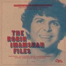 The Robin Imamshah Files - Vinile 7''