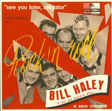 See You Later Alligator - Vinile LP di Bill Haley,Comets