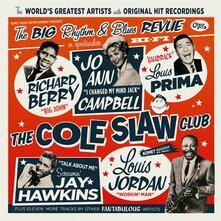 The Cole Slaw Music Club - CD Audio