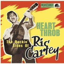 The Rockin' Side of - Vinile 10'' di Ric Cartey
