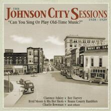 The Johnson City Sessions 1928-1929 (Box Set) - CD Audio