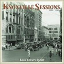 The Knoxville Session 1929-1930. Knox County Stomp (Box Set) - CD Audio