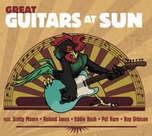 Great Guitars at Sun - CD Audio