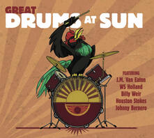 Great Drums at Sun - CD Audio