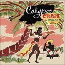 Craze 1956-1957 and Beyond (Box Set) - CD Audio + DVD di Calypso