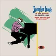 At Sun Records (Box Set) - CD Audio di Jerry Lee Lewis