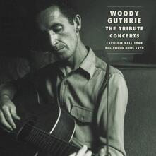 Woody Guthrie. The Tribute Concerts (Box Set + Libro) - CD Audio