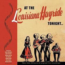 At the Louisiana Hayride Tonight (Box Set) - CD Audio