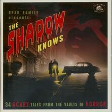 Season's Greeting. The Shadow Knows - CD Audio