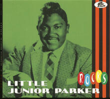 Rocks - CD Audio di Little Junior Parker