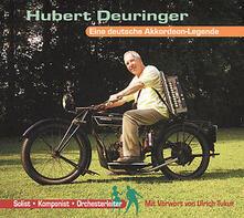 Eine Deutsche Akkordeon Legende - CD Audio di Hubert Deuringer