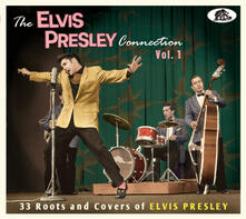 The Elvis Presley Connection vol.1 - CD Audio