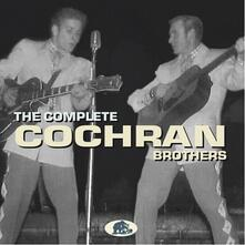 The Complete Cochran Brothers - CD Audio di Cochran Brothers