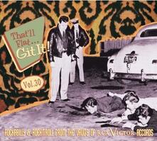 That'll Flat Git it vol.30 - CD Audio