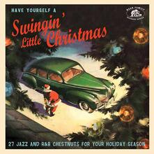 Have Yourself a Swingin Little Christmas - CD Audio