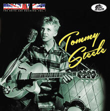 Doomsday Rock. The Brits Are Rocking vol.1 - CD Audio di Tommy Steele
