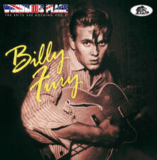 Woundrous Place. The Brits Are Rocking vol.2 - CD Audio di Billy Fury