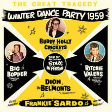 The Great Tragedy. Winter Dance Party 1959 - CD Audio