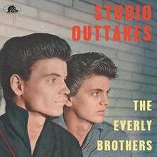Studio Outtakes - CD Audio di Everly Brothers
