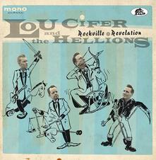 Rockville Revelation - CD Audio di Hellions,Lou Cifer