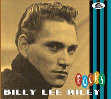 Rocks - CD Audio di Billy Lee Riley
