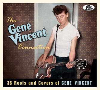 CD Gene Vincent Connection