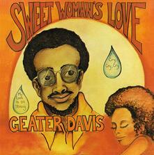 Sweet Woman's Love - Vinile LP di Geater Davis