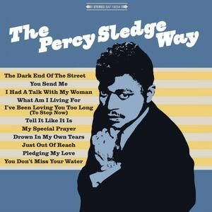 Percy Sledge Way - Vinile LP di Percy Sledge