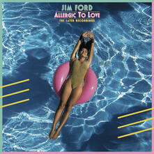 Allergic to Love - Vinile LP di Jim Ford