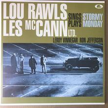 Stormy Monday - Vinile LP di Lou Rawls