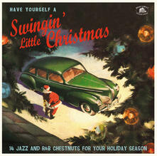 Have Yourself a Swingin Little Christmas (Green Coloured Vinyl) - Vinile LP