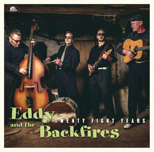 Twenty Fight Years - Vinile LP di Eddy and the Backfires