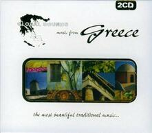 Music from Greece - CD Audio