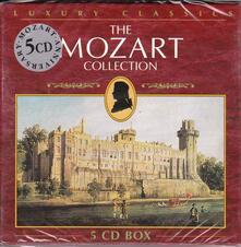 The Mozart Collection - CD Audio di Wolfgang Amadeus Mozart