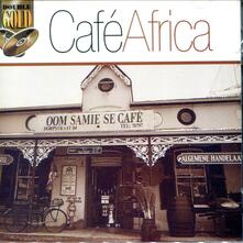 Café Africa - CD Audio