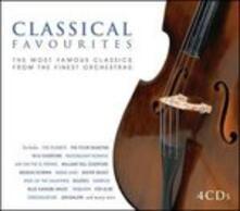 Classical Favourites 4cd - CD Audio