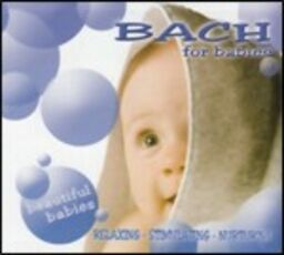 CD Bach for Babies