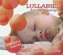 Lullabies for Little People - CD Audio
