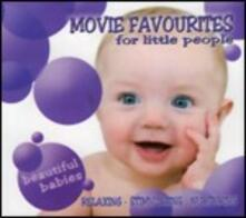 Movie Favourites for Little People - CD Audio