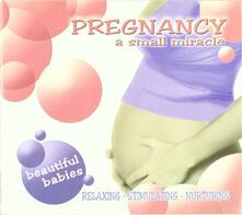 Pregnancy. a Small Miracle - CD Audio