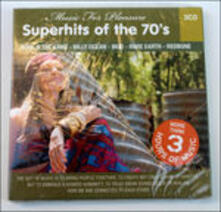 Superhits of the 70's - CD Audio