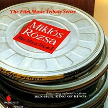 Film Music vol.1 (Colonna Sonora) - CD Audio di Miklos Rozsa