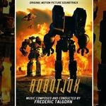 Cover CD Colonna sonora Robot Jox