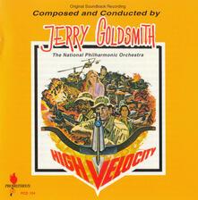 High Velocity (Colonna Sonora) - CD Audio