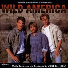 Wild America (Colonna Sonora) - CD Audio