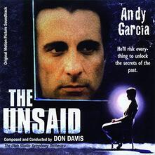 Unsaid - CD Audio di Don Davis