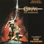 Cover CD Colonna sonora Conan the Barbarian