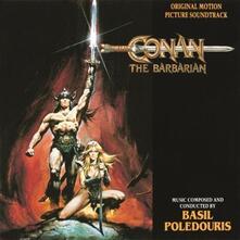 Conan the Barbarian (Colonna Sonora) - CD Audio