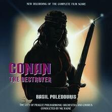 Conan the Destroyer (Colonna Sonora) - CD Audio